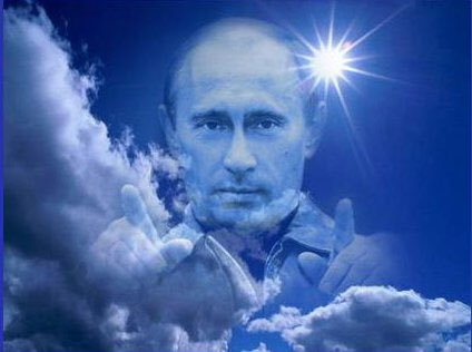 Путин - повелитель Солнца!