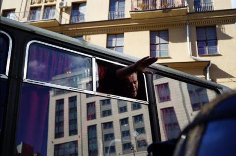 Москва-Владивосток: Как прыщ…