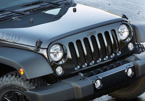 Следующий Jeep Wrangler осна…