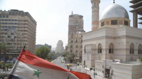 В Дамаске повреждено представительство РФ из-за обстрела террористов