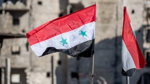 Сирийский конфликт постепенн…