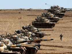 Турция стягивает войска к си…