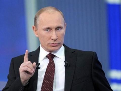 Путин назвал свой псевдоним …
