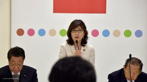 Министр обороны Японии Инада…
