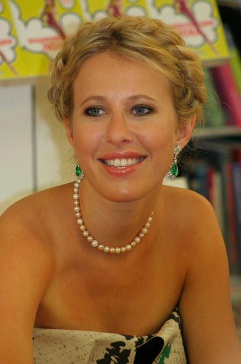 Лоза о Собчак: «Я не думаю, что Россия ее полюбит»