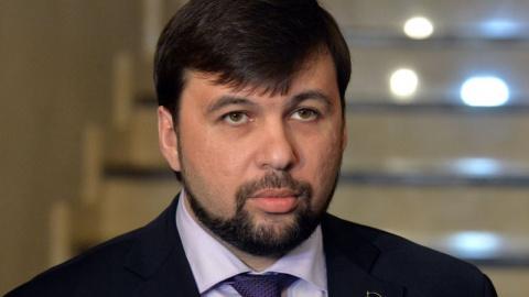 В ДНР сообщили о возможном возобновлении боестолкновений в Донбассе