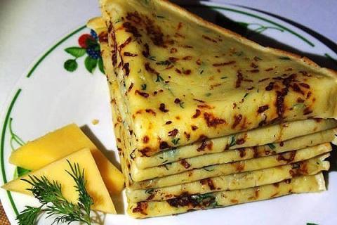Сырные блины – это один из с…