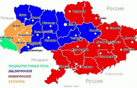 """Раз Киев не хочет выполнять """"Минск"""", Донбасс будет присоединять к себе остальные области Украины"""