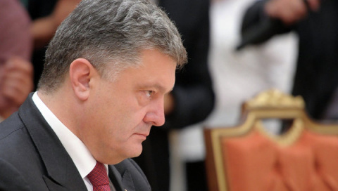 Порошенко заявил, что Украин…