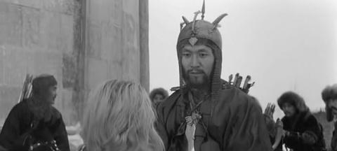 Монголы оставили свой генетический след в русском народе.