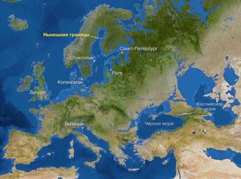 Как будет выглядеть Земля, е…