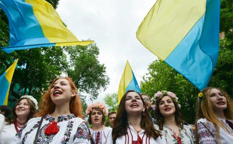 Экономика Украины вернулась …