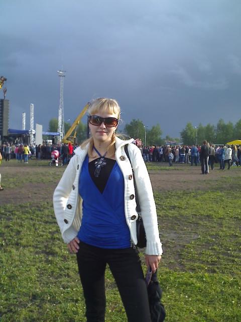 Анастасия Воронкова (Минор)