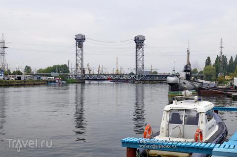 Музей мирового океана, Калининград