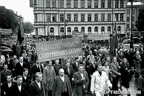 Как Прибалтика вошла в состав СССР