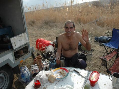 №246. Рыбалка в Узбекистане
