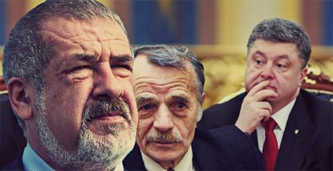 Порошенко: «Хотите Крым? Иди…