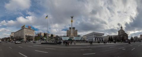 Признание киевлянки: в Киеве…