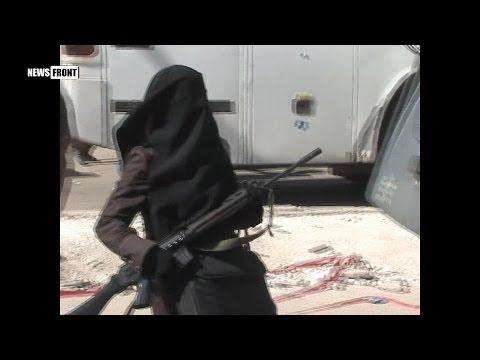Сирия: более двух тысяч террористов покинули Хомс