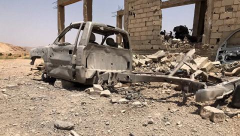 Россия заблокировала в СБ ООН проект США о продлении миссии ОЗХО в Сирии