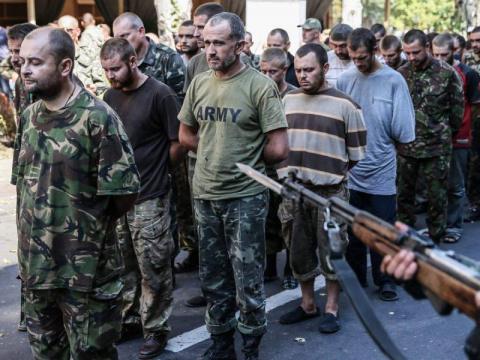 Закон Украины: все солдаты В…