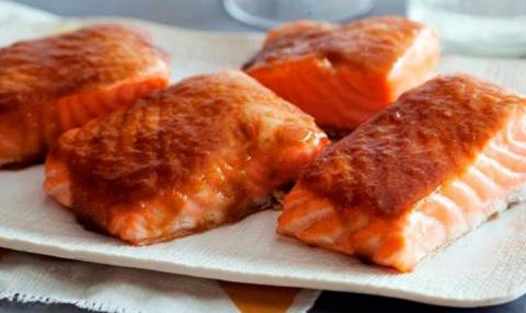 Запекаем рыбу к новому году:…
