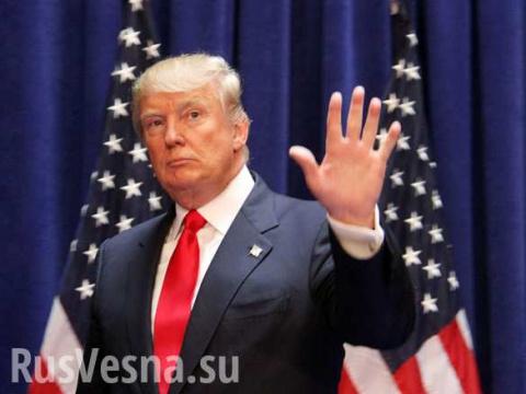 Трамп намекнул на международ…