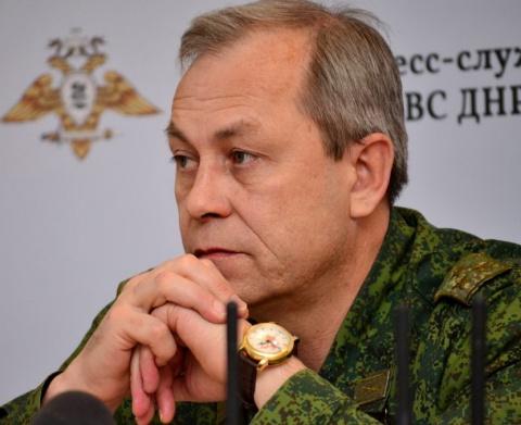 Обстрел по сотрудникам МЧС ДНР велся с Марьинки — Басурин