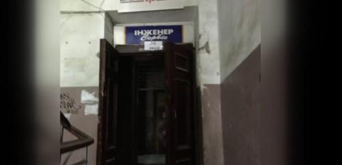 Новости Украины: В Херсоне неизвестные подожгли офис «Правого сектора»