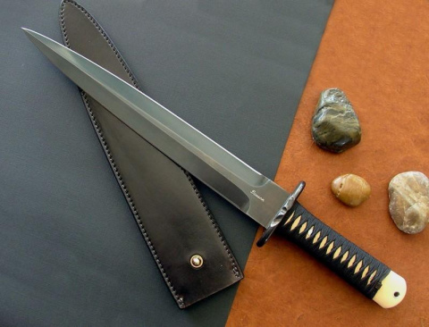 Красивейшие ножи мира (20 фото)