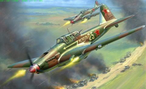 Авиация против танков (часть 2)