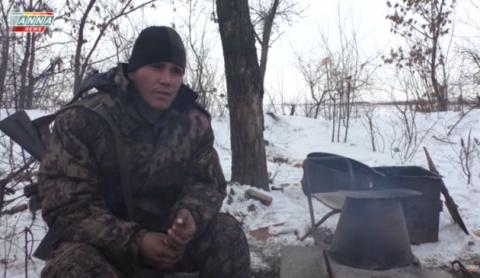 Ополченец Донбасса рассказал…