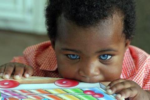 Чудо природы: 15 темнокожих …