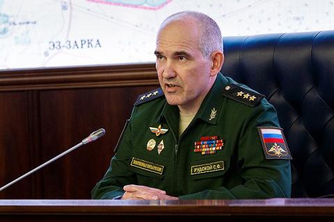 Минобороны России: Под Пальм…