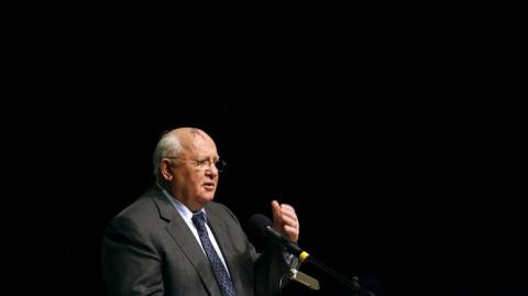 Горбачёв: США сейчас нужна с…