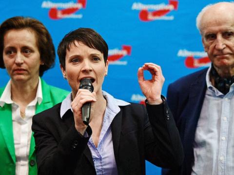 После выборов в Берлине. Вре…