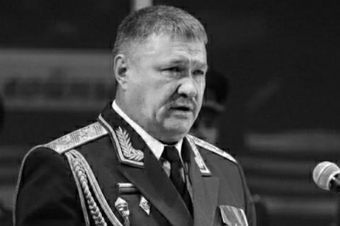 Засмерть генерала Асапова в…
