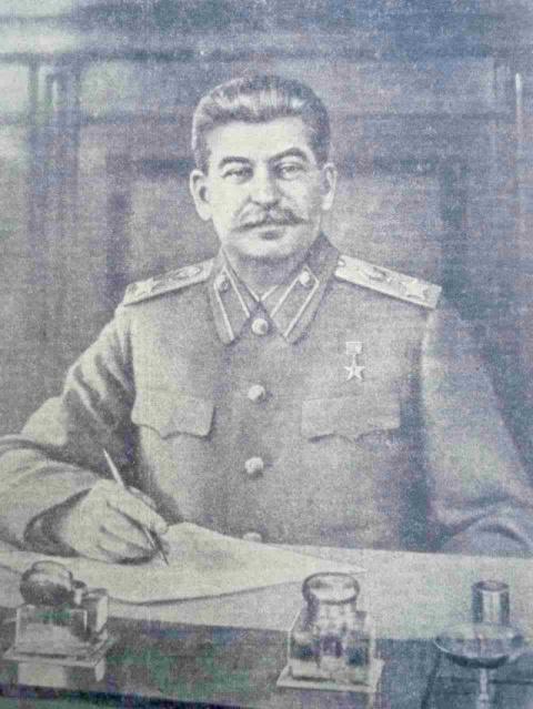 Мастер-класс от Сталина: вот…