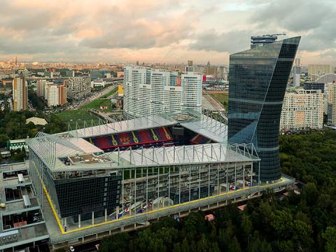 Лучшие новые стадионы мира