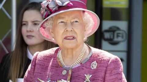 Шляпка королевы Елизаветы чу…