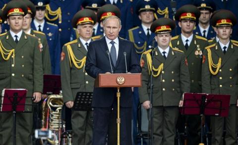 Путин готовится к третьей ми…