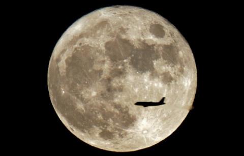 Луна и её загадки