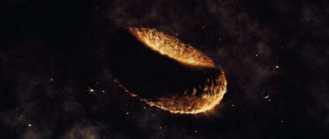Альтернативные теории: как появилась Луна?