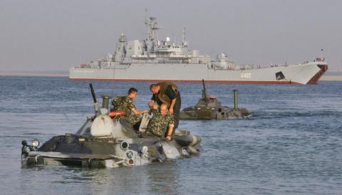 «Если бы нас не поддержал Патрушев, в Крыму стоял бы американский флот»