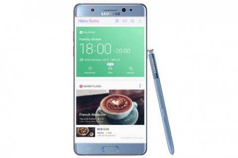Топовые смартфоны Samsung Galaxy Note больше не взрываются?