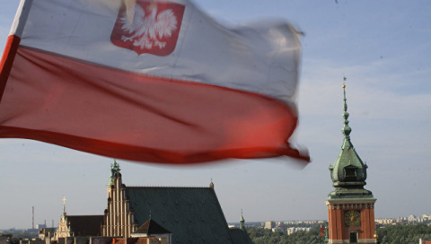 В Польше обнаружена мощная бомба времен Второй мировой войны