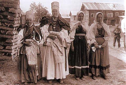 Каких женщин на Руси считали…