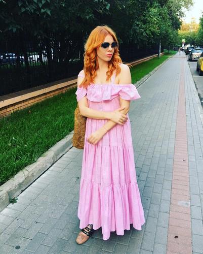 Модные образы российских зве…