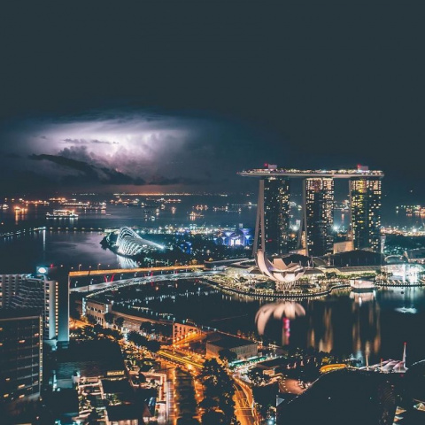 20 фото великолепного Сингапура