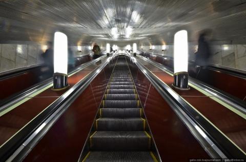 Метрополитен Санкт-Петербург…